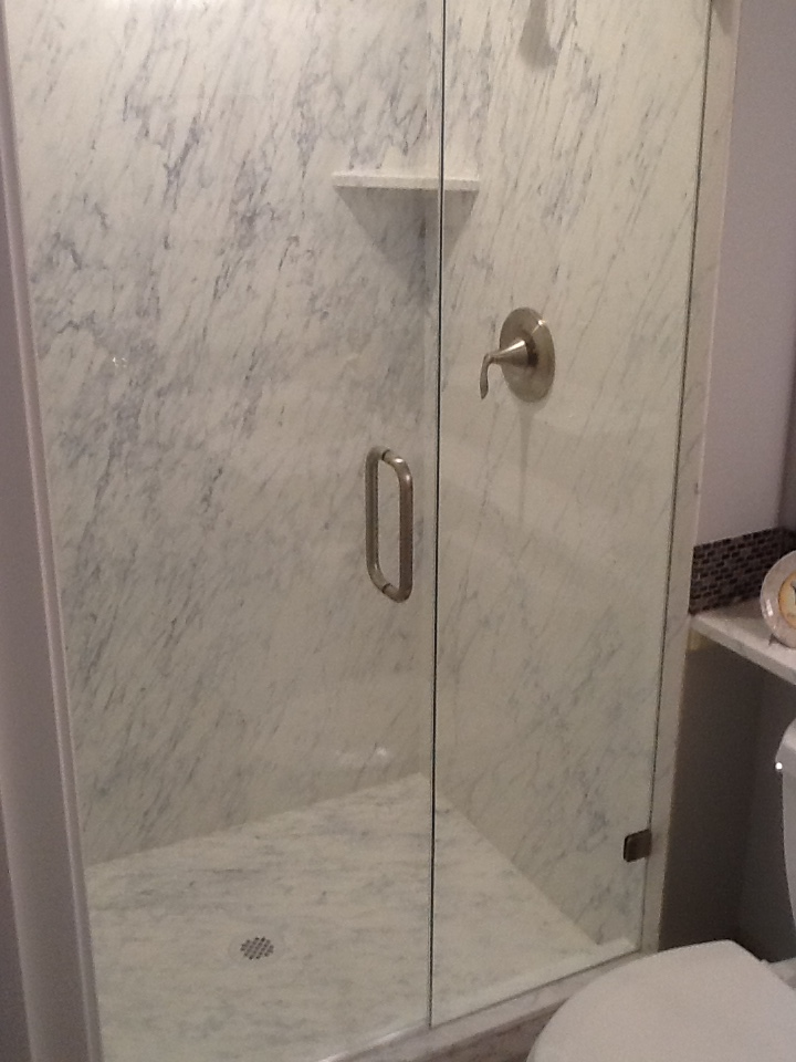 TruStone Carrera Shower